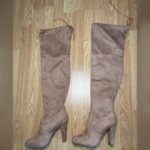 Faux Suede ZIGI SOHO BROCK Boots Size 8.5 - #1F -2